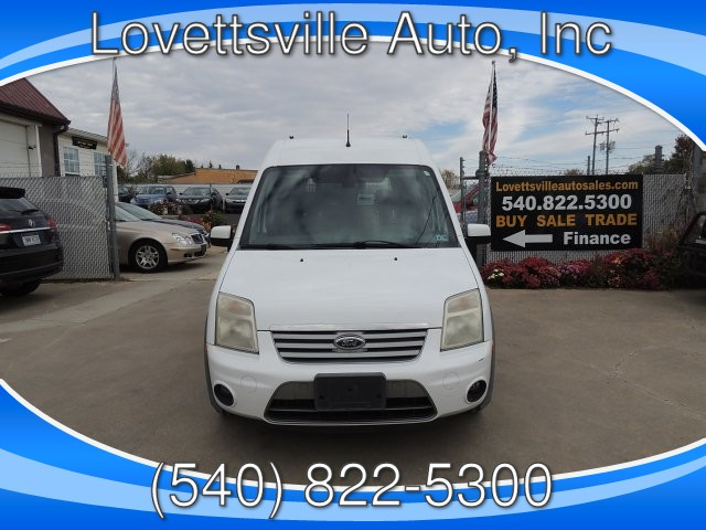 2013 Ford Transit Connect XLT Wagon 4-Speed Automatic